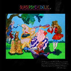 Featured recording Quasipsychedelic